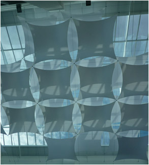 Commercial Space solar shading